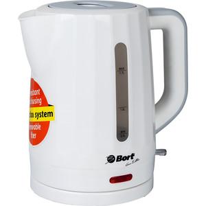 Чайник электрический Bort BWK-2017P портативная акустика sony gtk xb60 синий gtkxb60l ru1