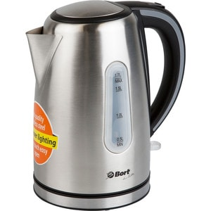 Чайник электрический Bort BWK-2117M чайник электрический bort bwk 2220p