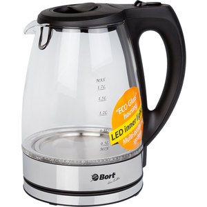 Чайник электрический Bort BWK-2217G чайник электрический bort bwk 2117m