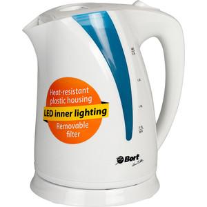Чайник электрический Bort BWK-2220P bort bwk 2017m l чайник электрический