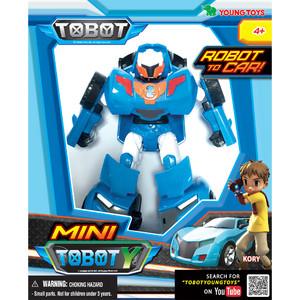 Трансформер Tobot Mini Tobot Y с наклеками (301021)