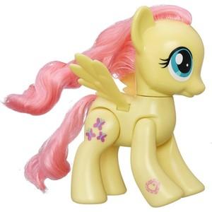 Набор Hasbro My Little Pony Пони-модницы с артикуляцией - Флаттершай (B7294/B3601) hasbro hasbro my little pony игровой набор поезд дружбы