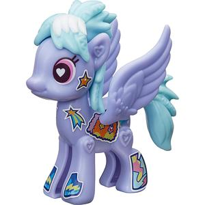 "Фигурка Hasbro My Little Pony Базовая ""Создай свою пони"" - Клауд Чазер (B5108/B3592)"