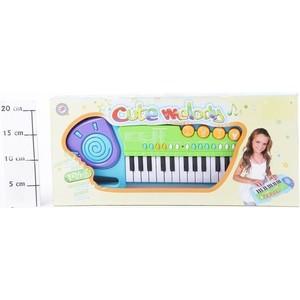 Музыкальный инструмент Potex на батар Синтезатор Cute Melody 32 клав арт 942В potex синтезатор synth mixer 49 клавиш