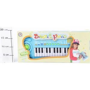 Музыкальный инструмент Potex на батар Синтезатор Smart Piano 32 клав арт 939В музыкальный инструмент детский doremi синтезатор 54 клавиши 78 см