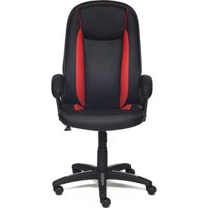 Кресло TetChair BRINDISI кож/зам, черный/красный/черный перфорированный, 36-6/36-161/36-6/06 аксессуар чехол ipapai для iphone 6 plus ассорти морской