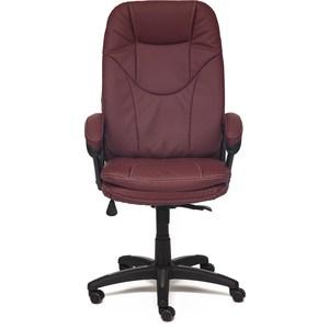 купить Кресло TetChair COMFORT кож/зам, бордо, 36-7 онлайн