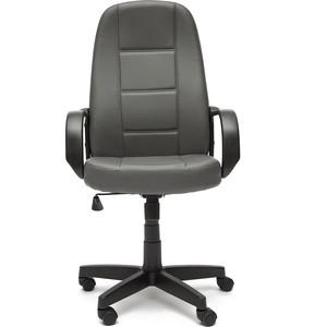 Кресло TetChair СН747 кож/зам, металлик, 36