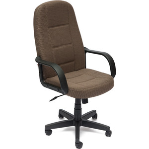 Кресло TetChair СН747 ткань, бежевый, 12