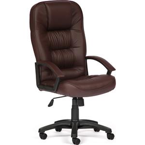 Кресло TetChair СН9944, кож/зам, коричневый, 36-36