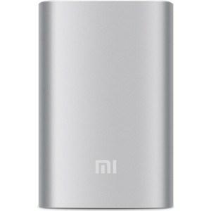 Внешний аккумулятор Xiaomi Mi Power Bank 10000mAh (Silver)
