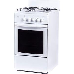 Газовая плита Flama RG 24027 W газовая плита 50 55 см flama аk1414 white