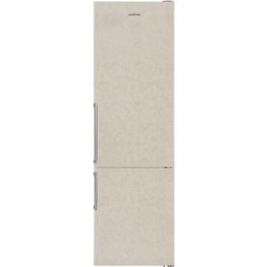 Холодильник VestFrost VF 3663 MB двухкамерный холодильник vestfrost vf 465 eb