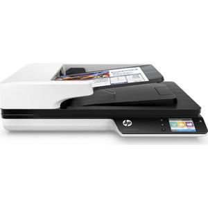 Сканер HP ScanJet Pro 4500 fn1 (L2749A) красочные любовь шаблон мягкий тонкий тпу резиновая крышка случая силикона геля для samsung galaxy j3 j310