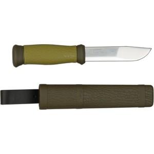 Нож Morakniv 2000 (нержавеющая сталь, зеленый)