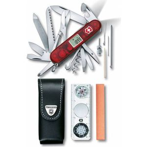 Набор Victorinox Expedition Kit 1.8741.AVT (нож, фонарь, компас, чехол) original discovery expedition daea91115 men softshell jacket