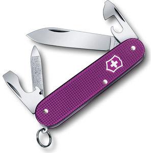 Нож перочинный Victorinox Cadet Alox 0.2601.L16 (9 функций, 84мм)