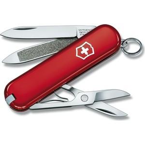 Нож перочинный Victorinox Classic 0.6203 (58мм, 7 функций, красный)
