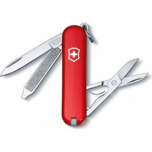 Нож перочинный Victorinox Classic 0.6223.B1 (красный,7 функций)
