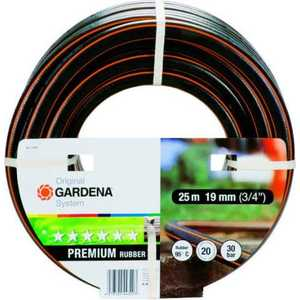 Шланг Gardena 1/2 (13мм) 50м резиновый Premium (04424-22.000.00) 50pcs iso7045 din7985 gb818 m2 m2 5 m3 m4 cross pan head nylon screws plastic phillips screw nl07