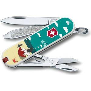 Нож перочинный Victorinox Classic LE2016 Dream Big (0.6223.L1606) 7 функций