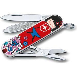 Нож перочинный Victorinox Classic LE2016 ''Kokeshi'' (0.6223.L1608) 7 функций