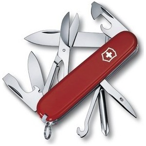 Нож перочинный Victorinox Evolution Super Tinker 1.4703 (1.4703) (красный 14 функций)