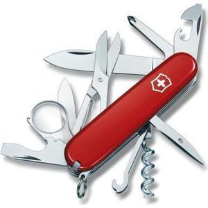Нож перочинный Victorinox Explorer 1.6705 (91мм, 19 функций, красный)