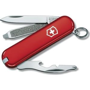 Нож перочинный Victorinox Rally 0.6163 (58мм, 9 функций, красный)