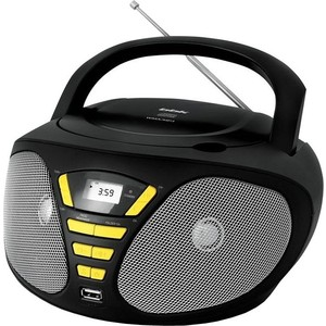 Магнитола BBK BX180U black/yellow гирлянда snowhouse медведи 30 led multicolored ld030ww br