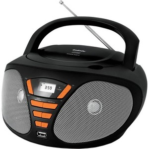 Магнитола BBK BX180U black/orange магнитола bbk bs03bt black