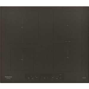 Индукционная варочная панель Hotpoint-Ariston KIA 641 B B (CF) hotpoint ariston krc 641 db