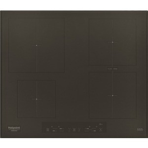 Индукционная варочная панель Hotpoint-Ariston KIA 641 B B (CF) цена и фото