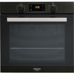 Электрический духовой шкаф Hotpoint-Ariston FA3 841 H BL HA hotpoint ariston hgf 9 8 ab x ha