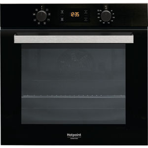 Электрический духовой шкаф Hotpoint-Ariston FA3 540 H BL HA hotpoint ariston hgf 9 8 ab x ha