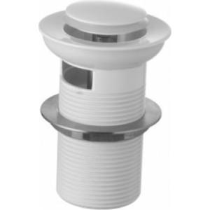 Донный клапан Elghansa усиленный, белый (WBT12-WHITE)