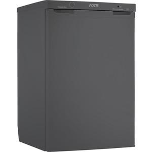 Холодильник Pozis RS-411 графитовый холодильник pozis мир 244 1 а 2кам 230 60л 168х60х62см бел
