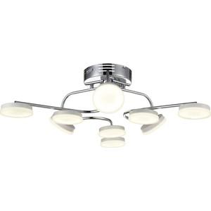 Потолочная светодиодная люстра ST-Luce SL921.112.10 st luce люстра потолочная светодиодная st luce 1 плафон белый sl887 502 02