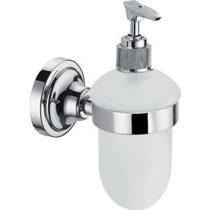 Дозатор для жидкого мыла Elghansa Carrington, хром (CRG-470) most crg white