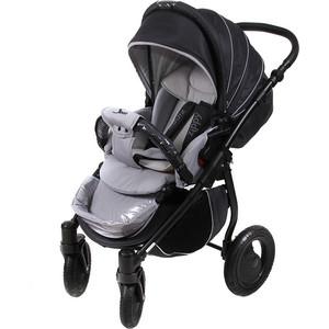 Коляска прогулочная Tutis Zippy Sport plus темно-серый,светло-серый