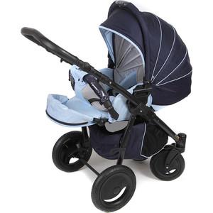 Коляска прогулочная Tutis Zippy Sport plus темно-синий,голубой