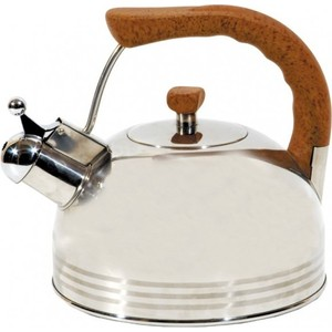 Чайник со свистком 5 л Regent Люкс (93-2503B.3) автостоп h 3 люкс