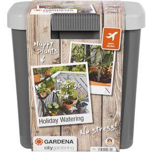 Купить со скидкой Комплект для полива в выходные дни с емкостью 9 л Gardena (01266-20.000.00)