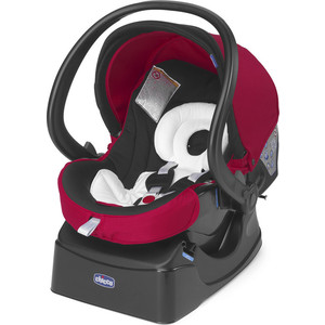 Автокресло Chicco Auto-fix Fast Baby Red Mave chicco турбо машина fast