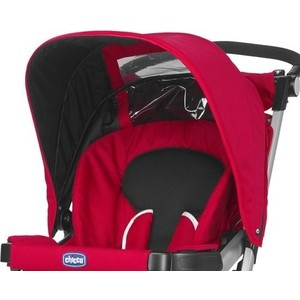 все цены на Капюшон к коляске Chicco Activ3 цвет Red Wave онлайн