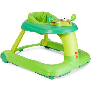 Каталка-ходунки Chicco 123 Green chicco ходунки chicco band