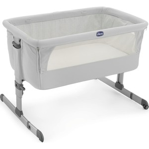 Кроватка Chicco Next2me Silver