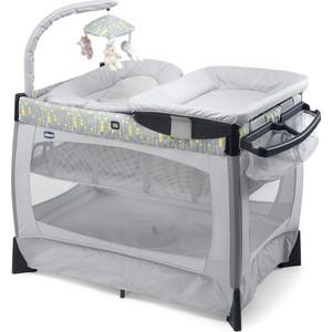Кровать-манеж Chicco Lullaby Silver