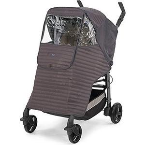 Накидка на коляску Chicco цвет серый defa 8009