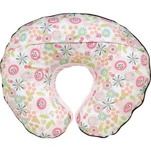 Подушка для кормления Chicco с 2-х сторонним чехлом Boppy Velour Sunny Day